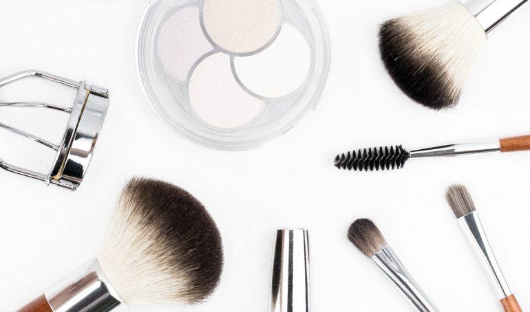 trousse de maquillage
